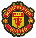 Manchester United Football Club Official Soccerギフト3d PVC Crest冷蔵庫マグネット