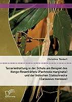 Terrarienhaltung in Der Schule Am Beispiel Des Kongo-Rosenkafers (Pachnoda Marginata) Und Der Indischen Stabschrecke (Carausius Morosus)