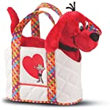 Plush Clifford The Big Red Dog with Tote Bag ぬいぐるみクリフォードトートバッグとビッグレッドドッグ?ハロウィン?クリスマス?