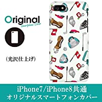 iPhone 5 ケース / iPhone 5S / iPhoneSE ケース アイフォン 5 / 5s / SE 用 カバー (iPhone5 / iPhone5S /iPhoneSE) スポーツ 005 スマホケース スマホカバー 完全受注生産(光沢仕上げ)
