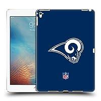 オフィシャル NFL プレーン ロサンゼルス・ラムズ ロゴ iPad Pro 9.7 (2016) 専用ハードバックケース