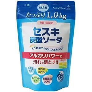 KC キッチンクラブ セスキ炭酸ソーダ 1kg