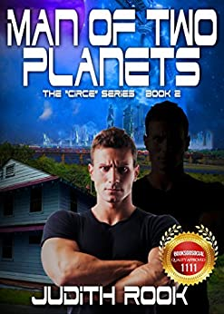 """Man Of Two Planets (The """"Circe"""" Series Book 2) by [Rook, Judith]"""