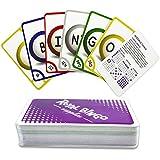 Royal Bingo Supplies ビンゴ読み上げカード ジャンボサイズ 5.25インチ x 3.25インチ 84枚パック