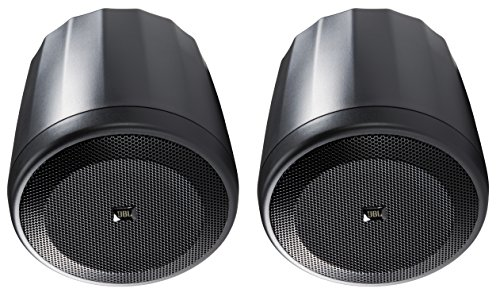 [해외]JBL PROFESSIONAL Control 62P 천장 매달려 인공위성 스피커 블랙 쌍/JBL PROFESSIONAL Control 62P Satellite · speaker black pair for ceiling hanging