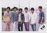 ジャニーズ公式生写真 V6 【集合】 ブイシックス