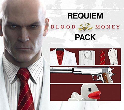 ヒットマン ザ・コンプリート ファーストシーズン【Amazon.co.jp限定】「REQUIEM BLOOD MONEY PACK」プロダクトコード配信
