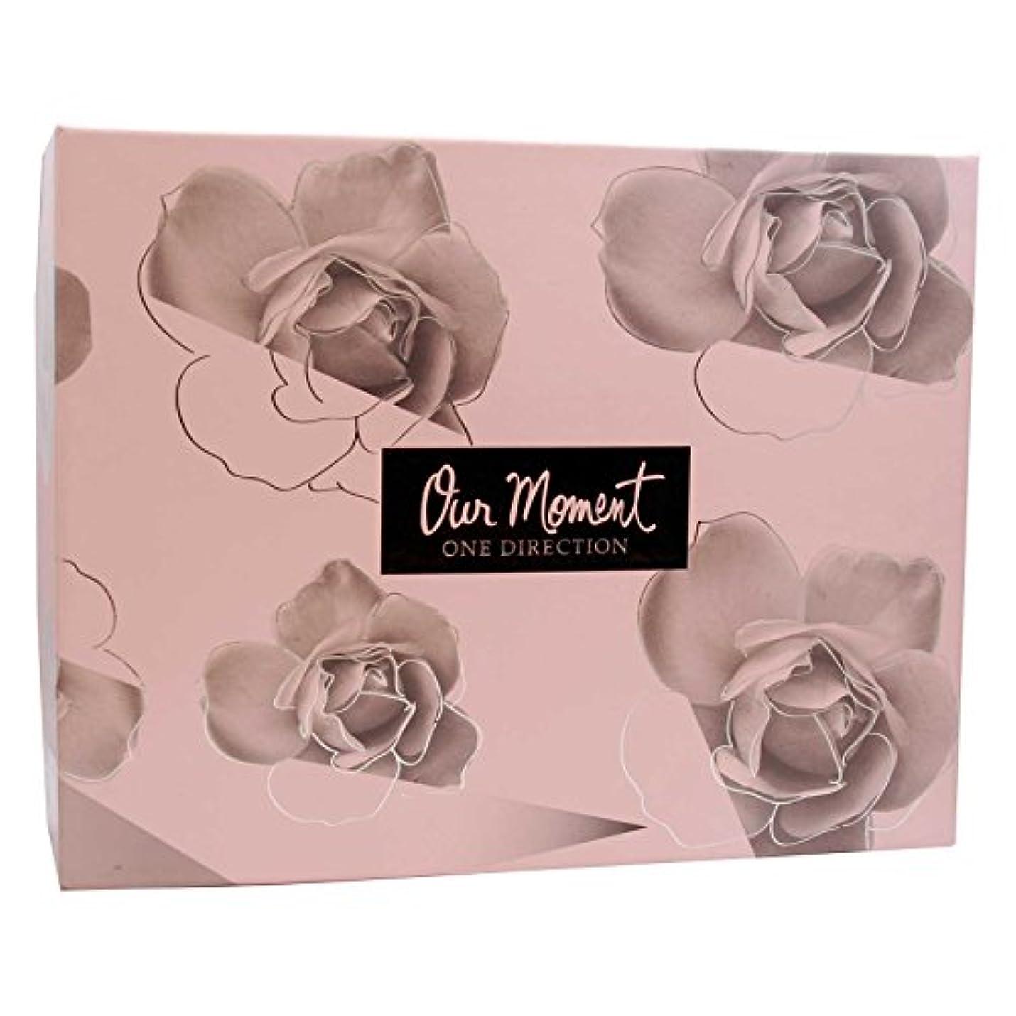ホステルリマ傑作Our Moment (アワー モーメント) Gift Set (ギフトセット) by One Direction