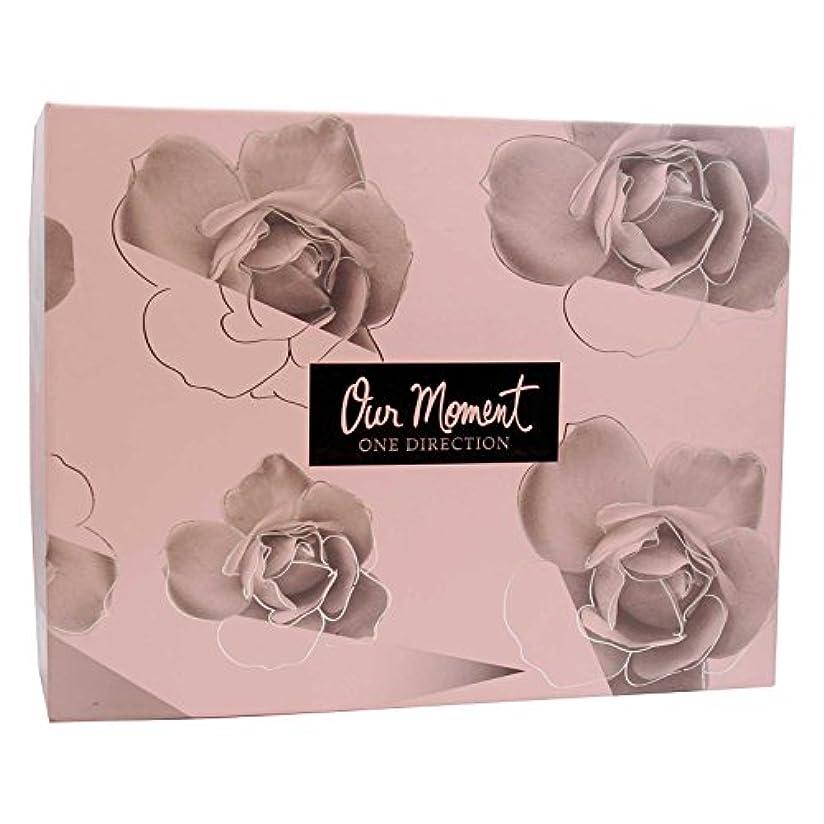 シチリア圧力勤勉なOur Moment (アワー モーメント) Gift Set (ギフトセット) by One Direction
