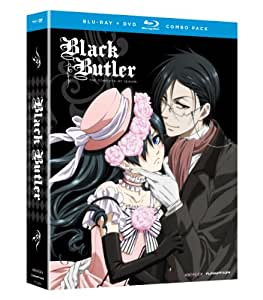 Black Butler: Complete First Season [Blu-ray] [Import]