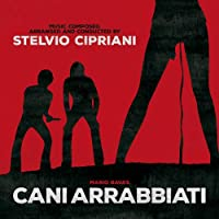 CANI ARRABIATI (SOUNDTRACK) [LP] (180 GRAM, 'DIRTY RED ALFETTA' TRANSPARENT RED AND BLACK MARBLE COLORED VINYL) [Analog]