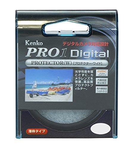 Kenko レンズフィルター PRO1D プロテクター (W) 49mm レンズ保護用 249512