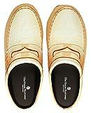 The House Footwear ルームシューズ LOAFERS-BEIGE-Lサイズ THFA00402Lの写真