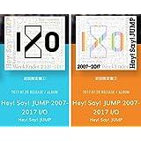 Hey! Say! JUMP 2007-2017 I O 初回限定盤1と2   ベストアルバム ヘイセイジャンプ