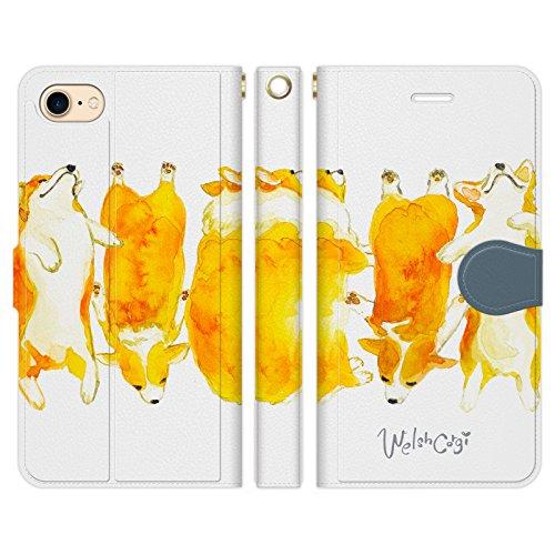 iPhone8 iPhone7 手帳型 ケース カバー コー...