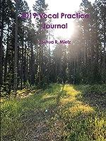 2019 Vocal Practice Journal