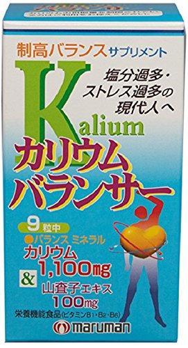 マルマン カリウムバランサー 320㎎×270粒