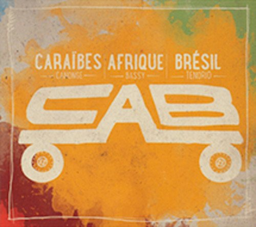 カリブ、アフリカ、ブラジル