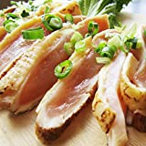 国産 鶏ムネ たたき 3枚セット(200g×3個)(約6人前) 朝びき新鮮 冷凍食品 《*冷凍便》