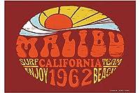冷蔵庫用マグネット Fridge Magnet Adventurer Malibu California