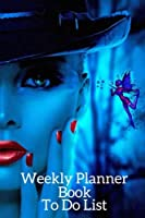 Weekly Planner Book to Do List