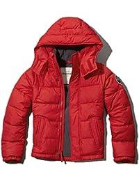 [アバクロキッズ] AbercrombieKids 正規品 子供服 ボーイズ アウタージャケット classic puffer jacket 232-716-0112-050 M 並行輸入品 (コード:4085220011-3)