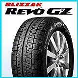 ブリヂストン(BRIDGESTONE) スタッドレスタイヤ 4本セット REVO GZ 205/60R16