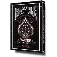 BICYCLE(バイスクル) RAIDER(レイダー) トランプ 黒