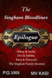 Epilogue (The Singham Bloodlines Book 4) (English Edition)