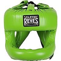 Cleto Reyes再設計Headgear withナイロン面バー( Citrus Green )