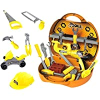 Little Big World Junior Builder Tool Set (23-Piece) by Little Big World [並行輸入品]