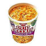 日清食品 カップヌードル トムヤムクンヌードル 75g×12個