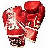 Twins ボクシンググローブ PUレザー DM31 Metallic Red