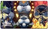Star City Games 2015 Winter Regionals Limited Ed. Playmat - Squirrel Confidant, Squirrelstorm, Force