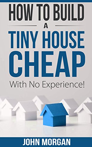 amazon co jp how to build a tiny house cheap with no experience