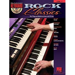 Rock Classics (Keyboard Play-along)