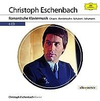 Eloq: Romantische Klaviermusik - Chopin煤Mendelssohn煤Schubert煤Schumann [6 CD] by Christoph Eschenbach