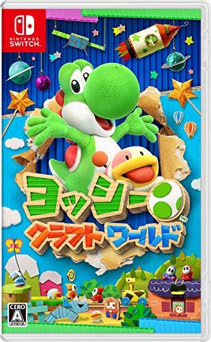 ヨッシークラフトワールド -Switch 【Amazon.co.jp限定】オリジナルトートバッグ 付