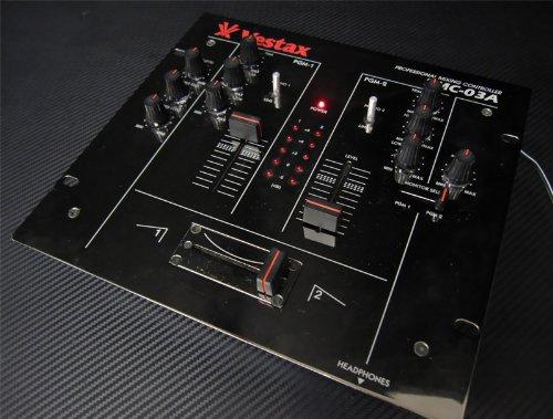 Vestax べスタクス PMC-03A 2ch DJミキサー