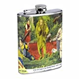 Judy Garland 1939 Wizard Of Oz 8OZ Stainless Steel Flask D-213 by Perfection In Style [並行輸入品]
