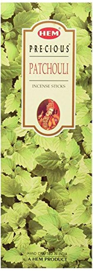 毛細血管ポスターコウモリHEM(ヘム) 社 ヘム パチョリ香 スティック PATCHOULI 6箱セット