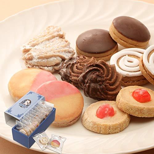 東京自由が丘モンブラン ティーコンフェクト 12枚入 個包装 クッキー 詰め合わせ お取り寄せスイーツ お歳暮 ギフト