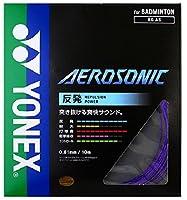 ヨネックス(YONEX) バドミントン ストリングス エアロソニック (0.61mm) BGAS パープル