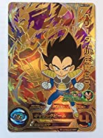 スーパー ドラゴンボールヒーローズ ユニバースミッションUM6弾CPベジータ 少年期 BRUM6-JCP2時空転送SDBH