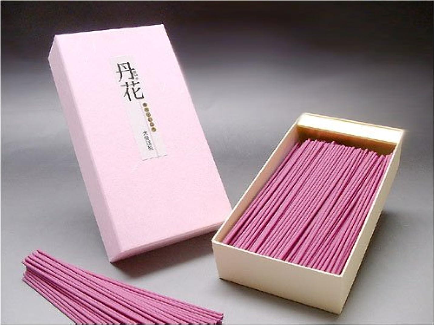フリンジ堀しばしば大発のお香 梅丹花(ピンク箱) TP-3