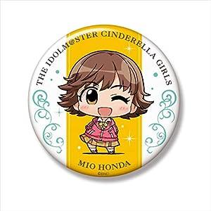 ミニッチュ アイドルマスター シンデレラガールズ 本田未央 ビッグ 缶バッジ