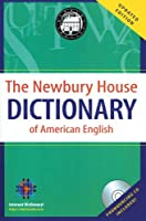 The Newbury House Dictionary: Of American English
