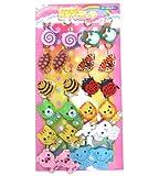 【台紙玩具】 ハッピーコインポーチ (24付)  / お楽しみグッズ(紙風船)付きセット