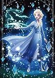 266ピース ジグソーパズル アナと雪の女王 きらめく魔法の秘密(エルサ) ぎゅっとピース 【ステンドアート】 (18.2x25.7cm)