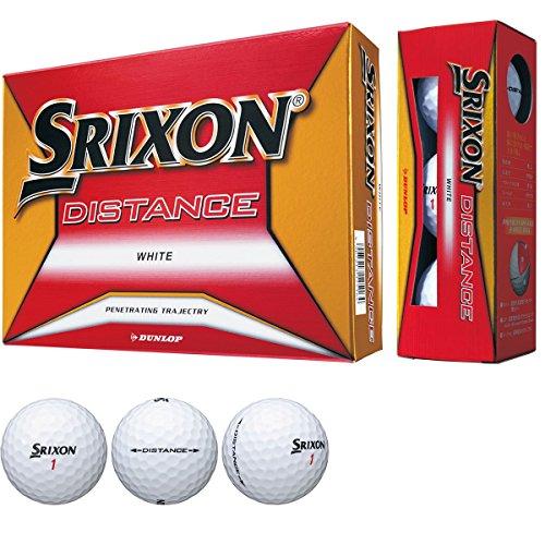 ダンロップ SRIXON ボール スリクソン DISTANCE8 ボール 1ダース(12個入り)